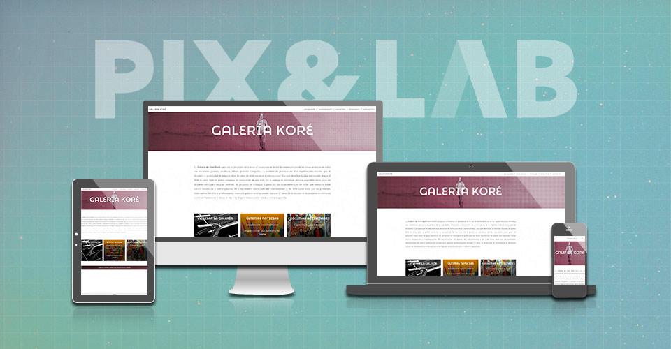 Galería Koré - Galería de arte online