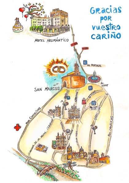 Plano Salamanca